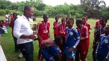 Remise Récompenses Coupe de Mayotte U13 2014