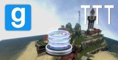 GMod: TTT - Traitorous Teleport