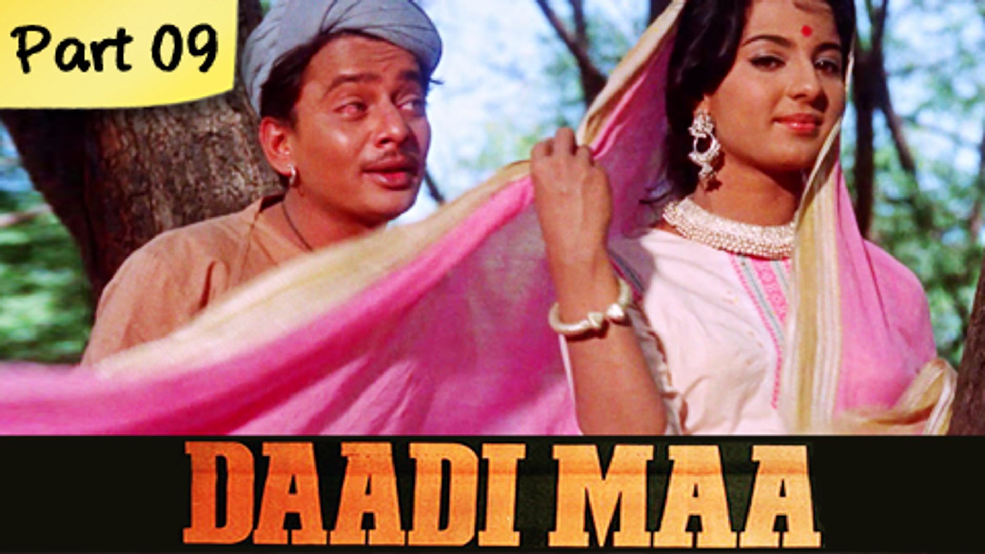 Daadi Maa - Part 09/14 - Super Hit Classic Bollywood Family Movie - Ashok Kumar, Mumtaz, Mehmood