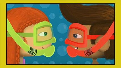 İşte Geldi Yaz - Edis ile Feris Çizgi Film Çocuk Şarkıları Videoları
