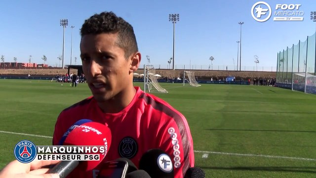 Marquinhos attend son moment