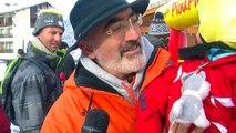 Champsaur: une première glisse splendide au club Piou-Piou de Saint-Léger