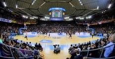 Time-lapse del Palau Blaugrana durante el Barça-Madrid