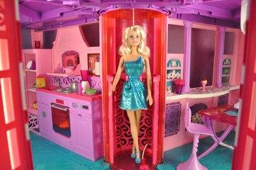 Barbie Rüya Evi - Bütün Odalar - EvcilikTV - Barbie Videoları