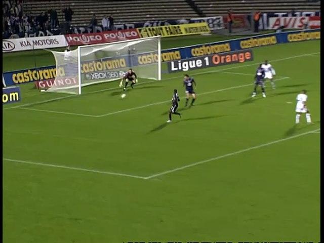 09/12/06 : Sylvain Marveaux (10') : Bordeaux - Rennes (1-2)