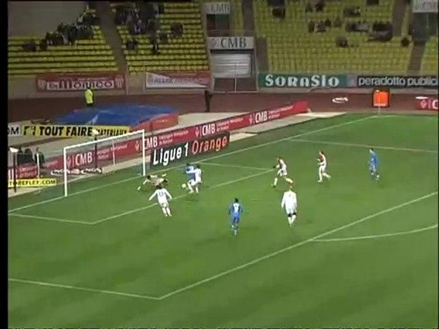24/01/07 : Jimmy Briand (50') : Monaco - Rennes (0-2)