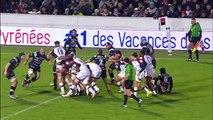 TOP14 - Bordeaux-Brive: Essai Blair Connor (BOR) - J14 - Saison 2014/2015