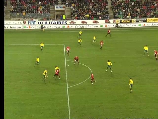 02/12/06 : Bruno Cheyrou (80') : Rennes - Nantes (2-0)