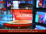 Tonight With Jasmeen ~ 29th December 2014 - Pakistani Talk Shows - Live Pak News