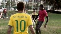 Ronaldo, Neymar Jr , Rooney, Ibrahimović, Iniesta with Nike Football Winners