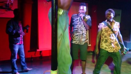 Roden Y Exclusive Performance on Vstream 2014 Uganda New Music