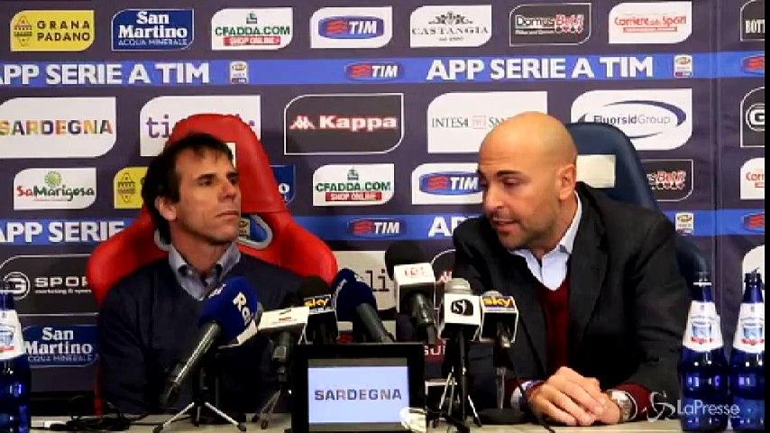 Calcio, Giulini: Esonero Zeman scelta dolorosa ma doverosa
