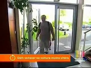 Auto-ies.com dans Légitimes Dépenses sur France 2 en 2007