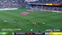 Rugby : les meilleurs essais 2014