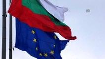 Bulgar Sınırına Dezenfeksiyon Ünitesi Kuruldu
