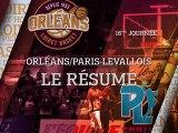 Résumé - J16 - Orléans reçoit le Paris Levallois