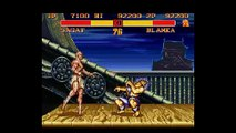 DarkAngel972 joue à Street Fighter II Turbo (30/12/2014 00:51)