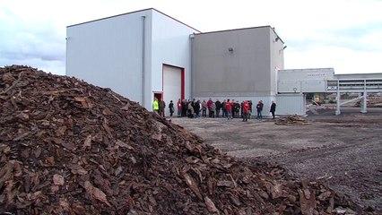 Biomasse et alumine à l'honneur de la journée de l'énergie