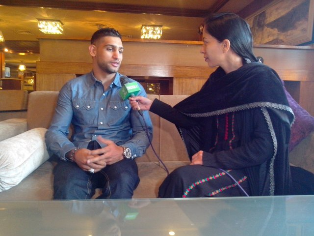 Kay2 tvDistrict Diary | Interview With King Amir Khan Boxer |  Pindi Matoor