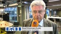 Vreeman: Ik vind dat de politie hard moet optreden - RTV Noord