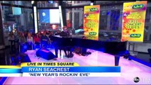 Counting Down to the New Year With Ryan Seacrest.