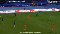 PSG 1 - 0 Inter Milan All Goals and Highlights 30-12-2014