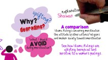 What you should avoid during Menstruation (Menses, Periods) - Islamic Rulings - Shawana A. Aziz