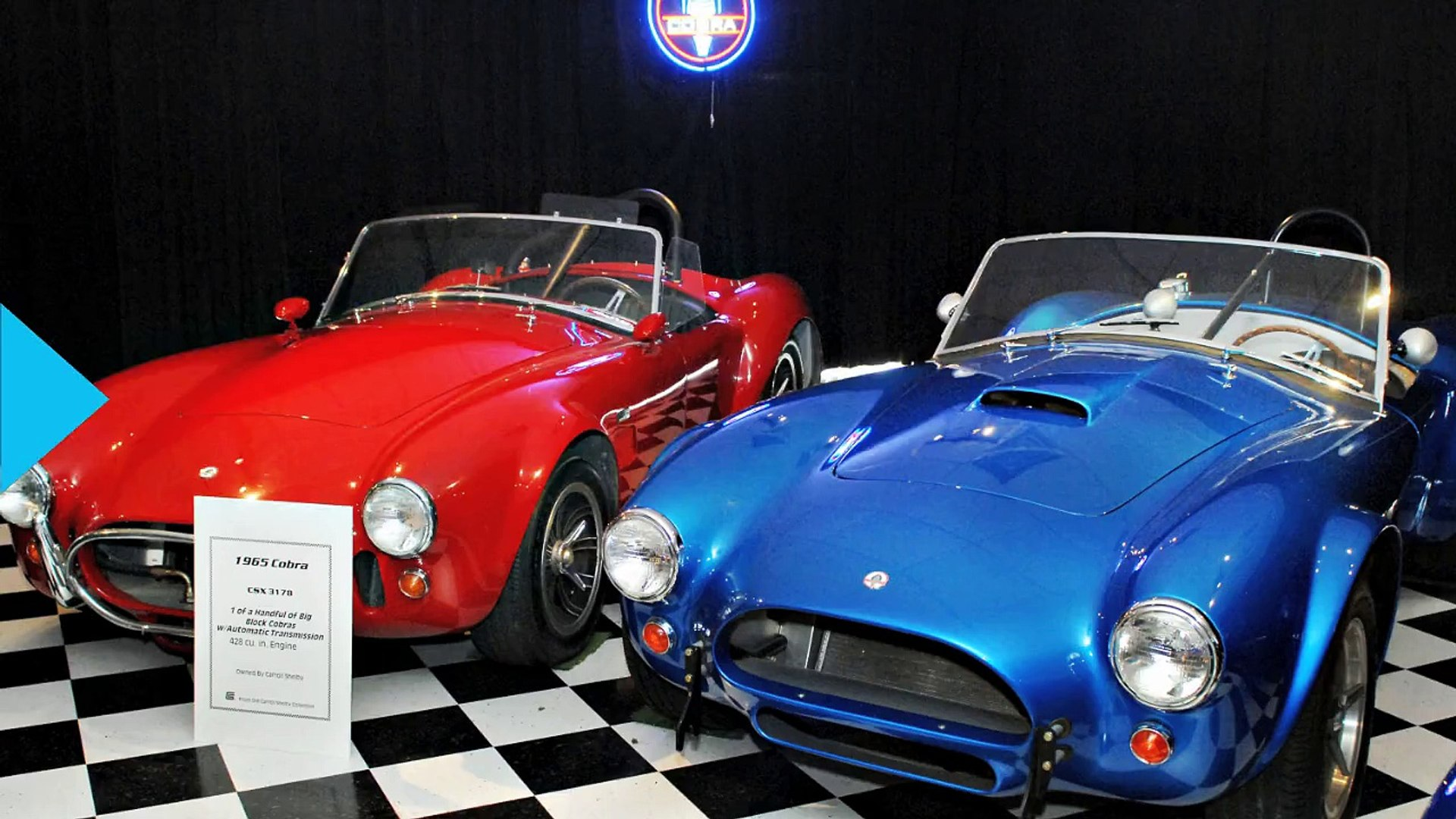 50th Anniversary Shelby Cobra 427 Announced, 50 Examples To Be Sold