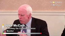 John McCain Reluctant on Budget Cuts to Defense Spending