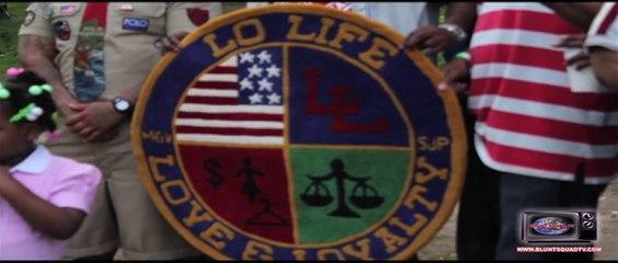 Blunt Squad TV - Lo-Life BBQ 2013 Segment