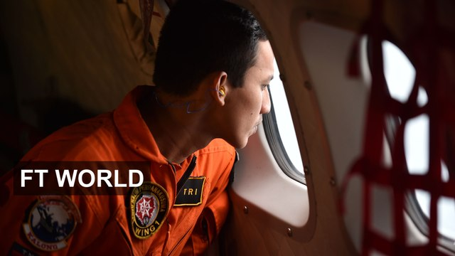 AirAsia QZ8501 - search for victims now the priority