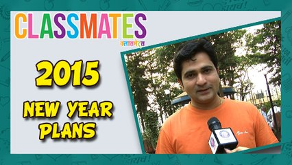 Shushant Shelar Wants To Lose Weight In 2015 – New Year Planning – Marathi Entertainment