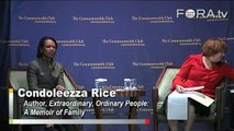 Condoleezza Rice: Tea Party Not a Racist Movement