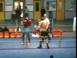Fouad combat kickBoxing  1/8 classe c 2006/2007