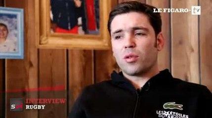 L'année du rugby par Dimitri Yachvili