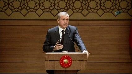 İşte Erdoğan'ın yeni yıl mesajı