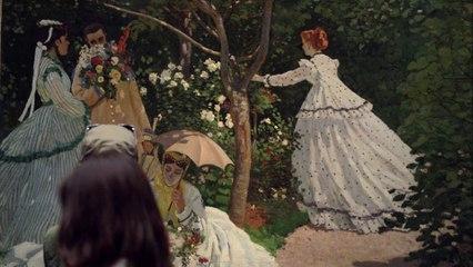 Le stock (extrait du film Paul Durand-Ruel, le marchand des impressionnistes réalisé par Sandra Paugam)