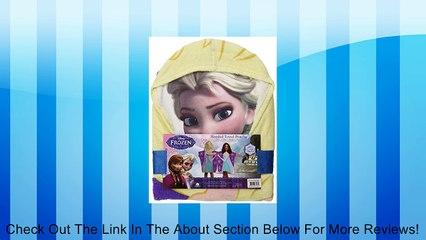 Disney Frozen Princess Elsa Hooded Bath Poncho Review