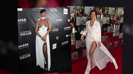 Rihanna's 2014 Red Carpet Style Show