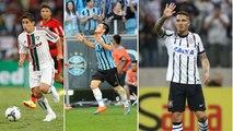 Internautas escolhem jogadores rivais que queriam em seus clubes