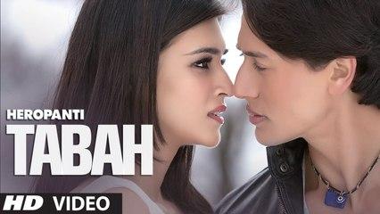 RABBA full 1080 hd video song - heropanti - mohit chauhan
