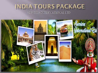 india tours package
