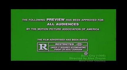 Dark City Trailer