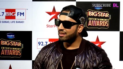 Big Star Entertainment Awards 2014 Imran Khan Singer