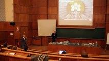 Conference de Vincent Minier - Les coulisses d'une mission spatiale, de l'utopie au lancement (1ère partie)