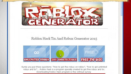 Roblox Hack February 2015 Unlimited Robuxtix And -