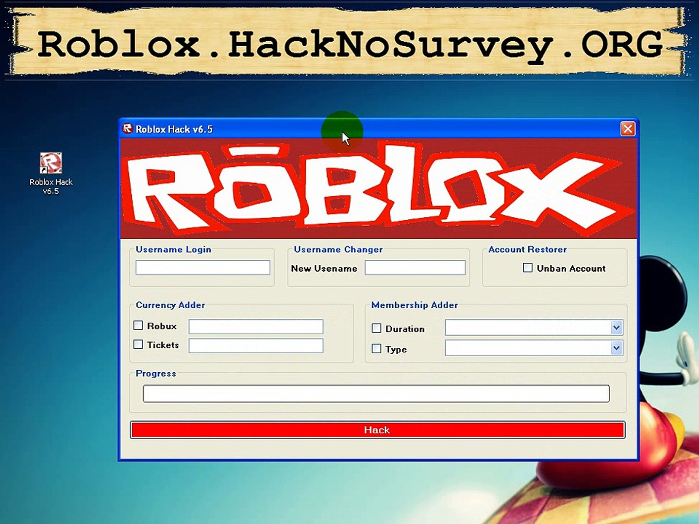 Roblox Hack February 2015 Get Free Roblox Generator 2015 No