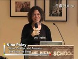 Why Did Nina Paley Chose to Make Her Film Free Online?