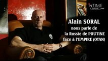 Alain Soral - Poutine, face aux  forces de  l'Empire (OTAN)