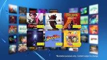 PlayStation Plus : jeux gratuits de janvier 2015